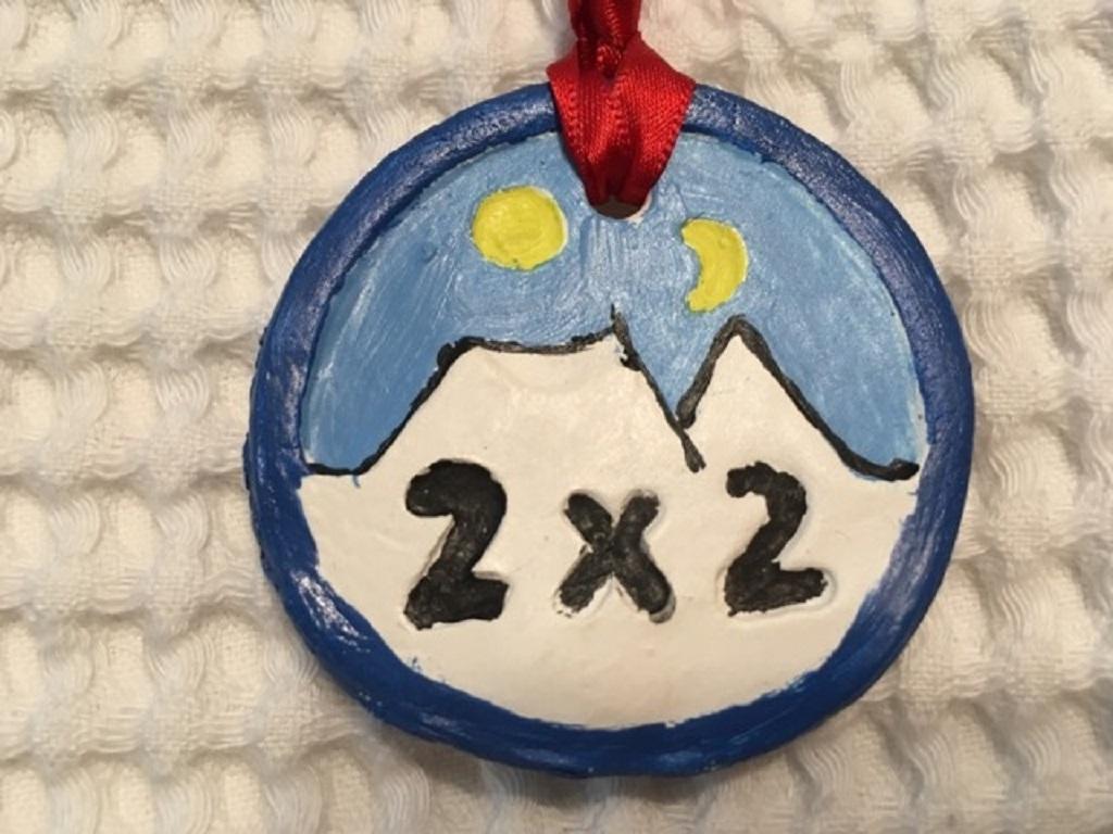 Medalie 2014 - 2x2 race