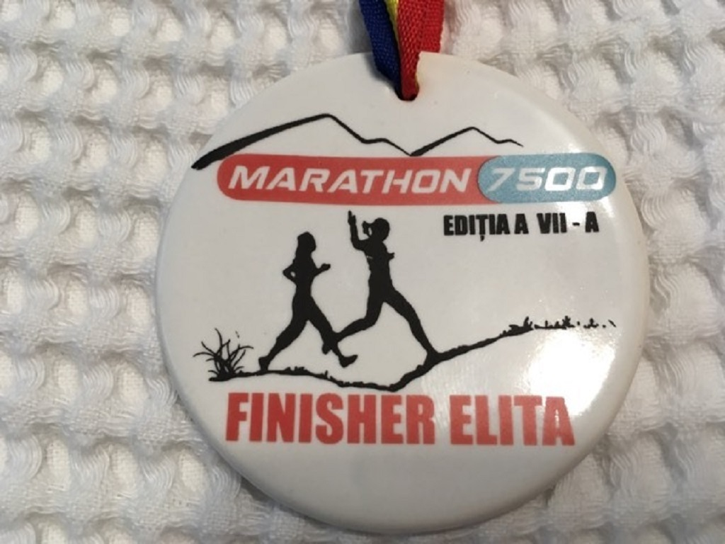 Medalie 2015 - Maraton 7500