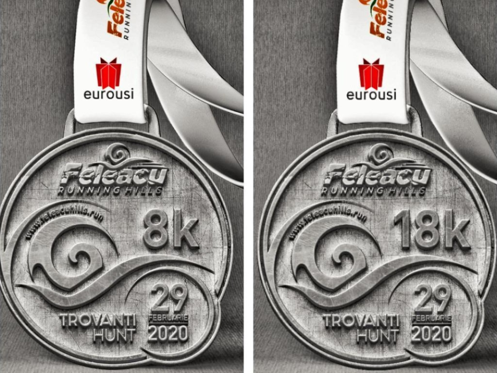 Medalie 2020 - Feleacu Running Hills