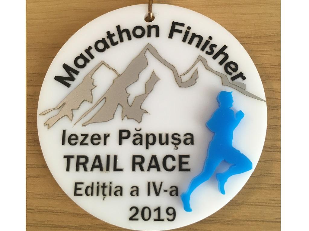 Medalie 2019 - Iezer Papusa Trail Race