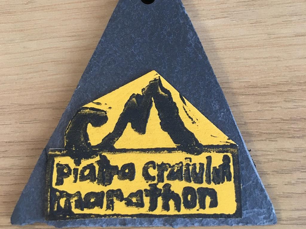 Medalie 2019 - Maraton Piatra Craiului
