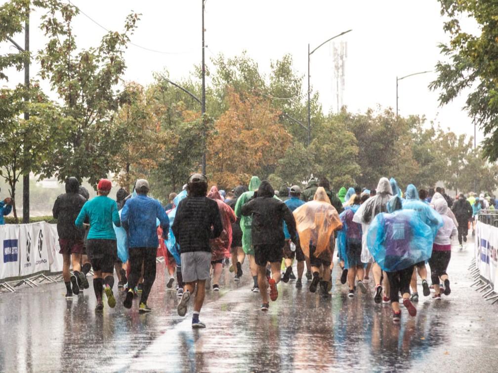 Maratonul Olteniei 2021 - start