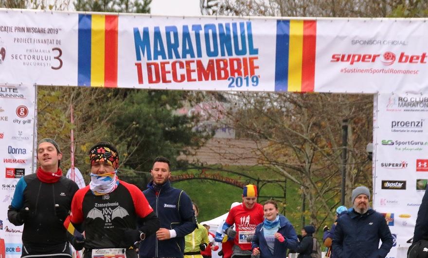 Maraton 1 decembrie 2019