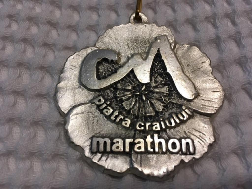 Medalie 2013 - Maraton Piatra Craiului