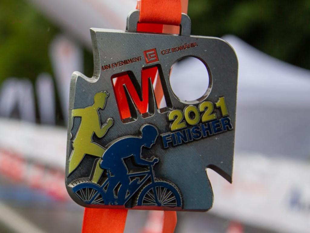 Medalie 2021 - Maratonul Olteniei