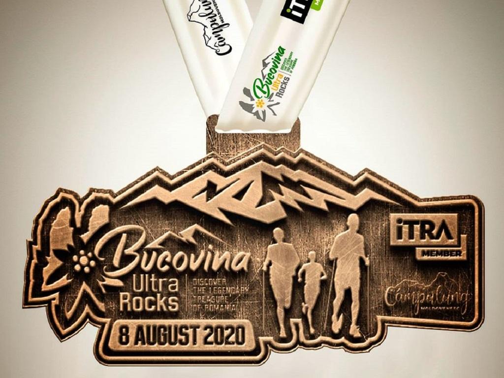 Medalie 2020 - Bucovina Ultra Rocks