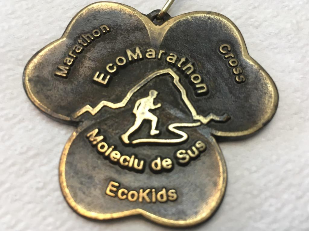 Medalie 2010 - EcoRun (fost EcoMarathon)