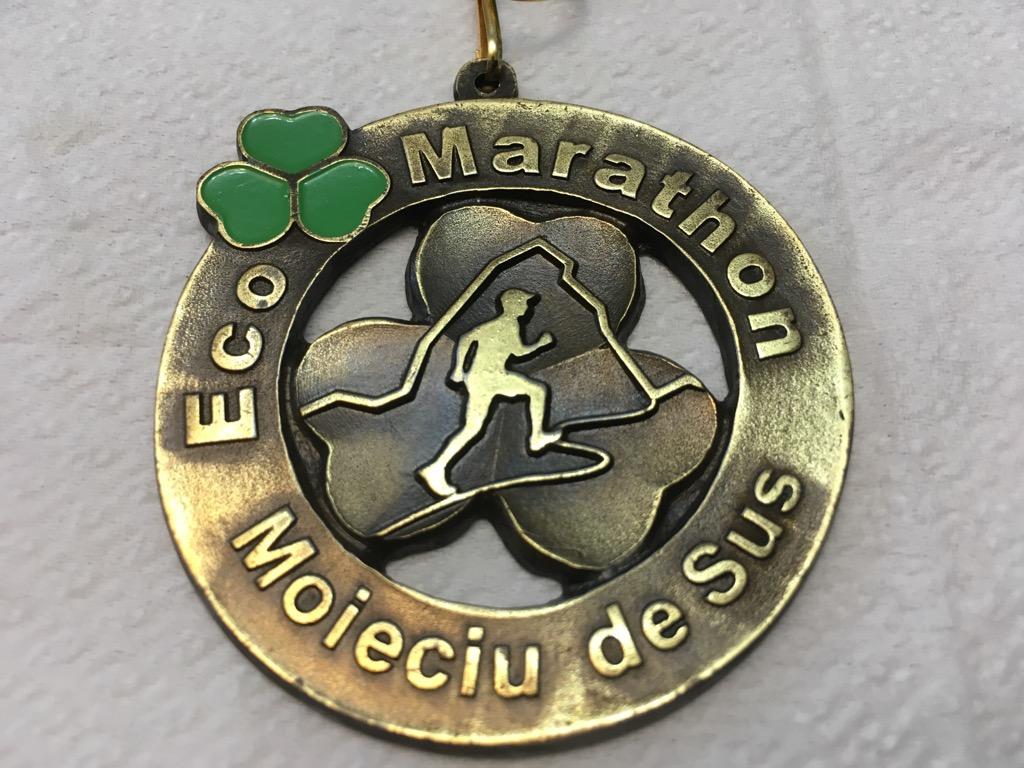 Medalie 2012 - EcoRun (fost EcoMarathon)