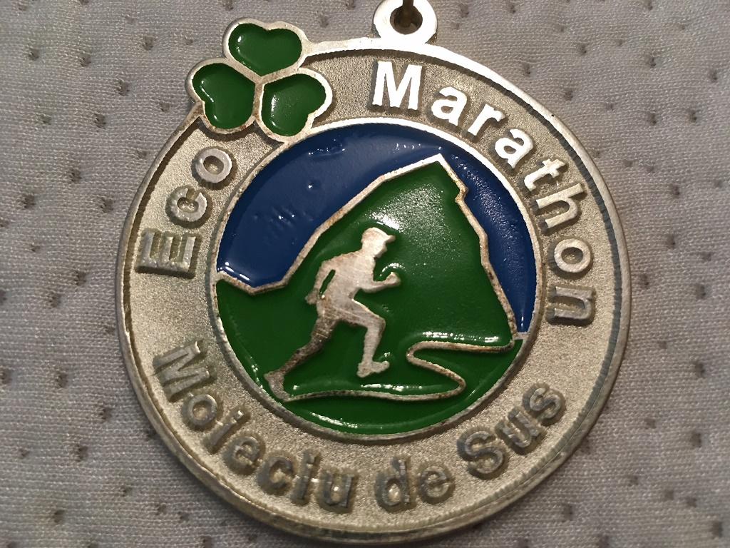 Medalie 2013 - EcoRun (fost EcoMarathon)