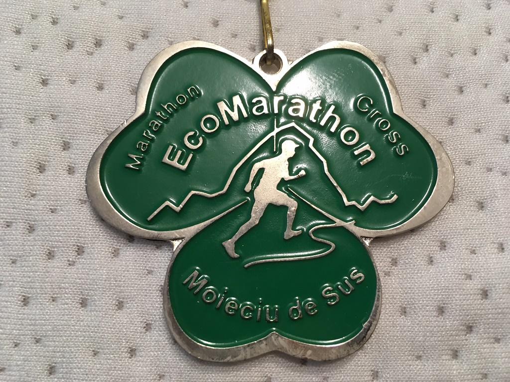 Medalie 2014 - EcoRun (fost EcoMarathon)