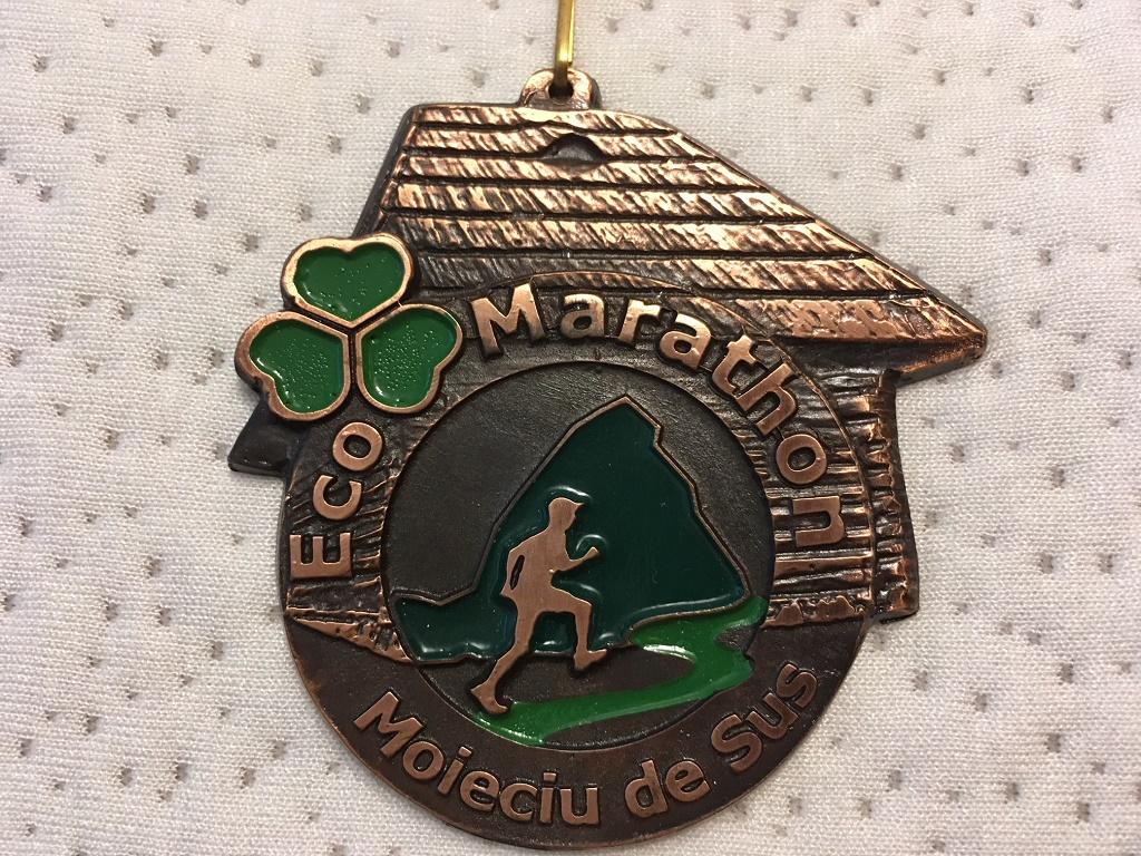 Medalie 2015 - EcoRun (fost EcoMarathon)