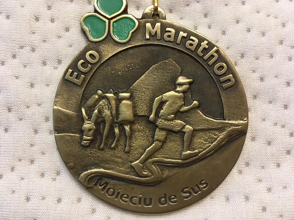 Medalie 2018 - EcoRun (fost EcoMarathon)