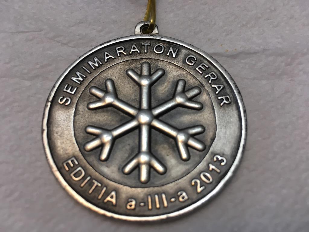 Medalie 2013 - Gerar