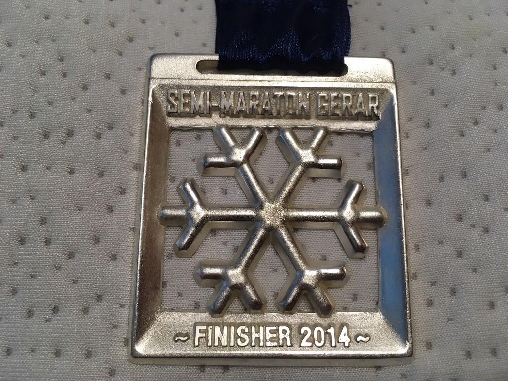 Medalie 2014 - Gerar