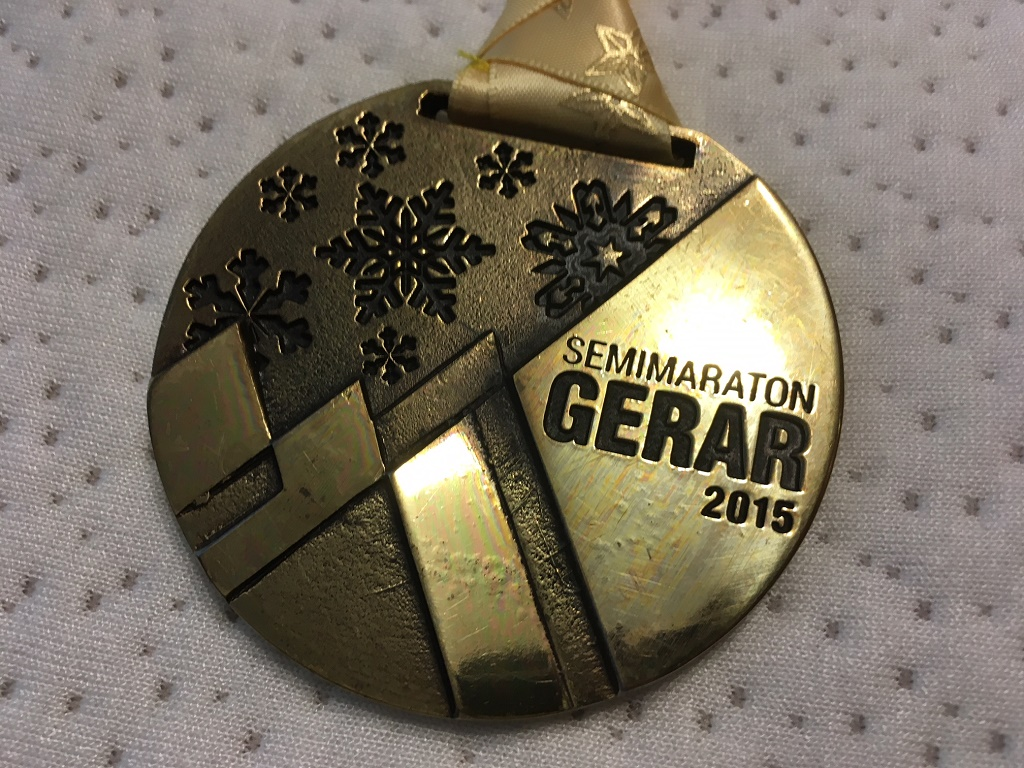 Medalie 2015 - Gerar