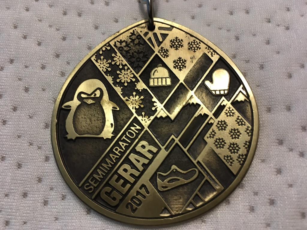 Medalie 2017 - Gerar