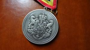 Medalie 2015 - Maratonul Regal