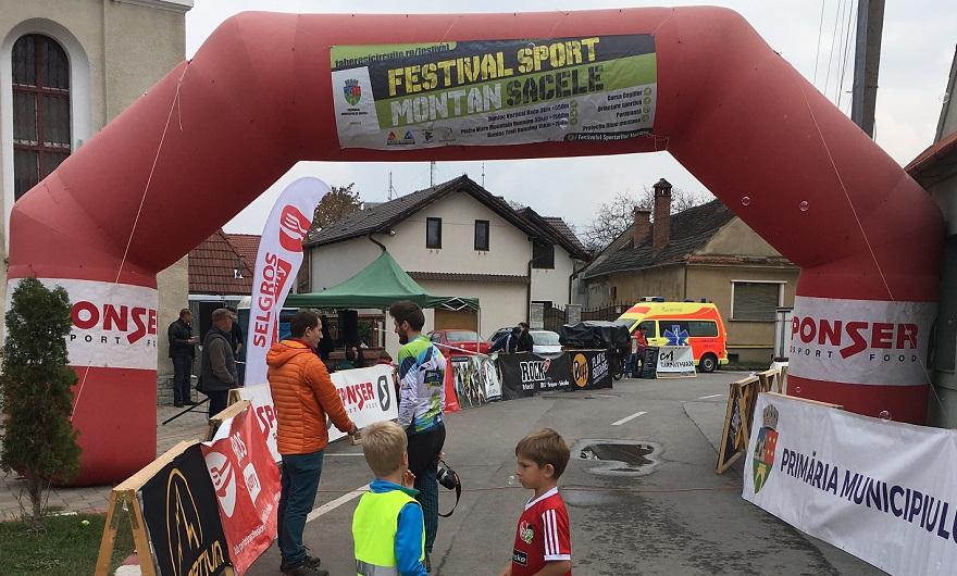 Festival Sport Montan Sacele 2018